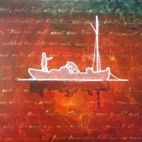 Sandra Hill - The arrival - Jangga (white spirits) 800x600